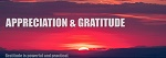 How appreciation and gratitude work for you 150