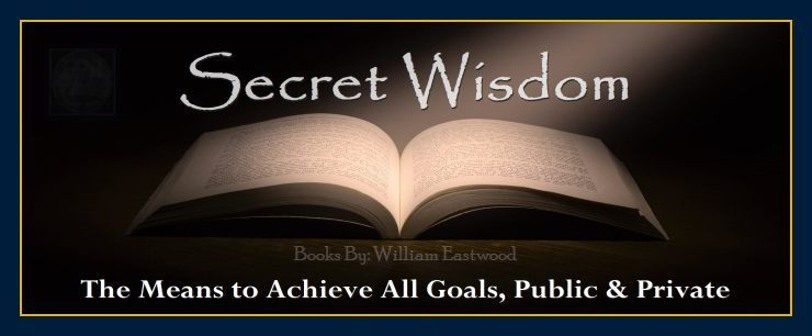 secret-wisdom-books-William-Eastwood-metaphysics-materialize-money-magic-mind-over-matter