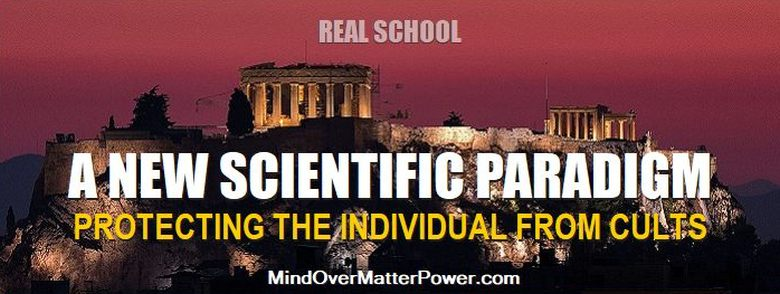 Greek Parthenon depicts real-school-metaphysics-conscious-creation-education-consciousness-science-books