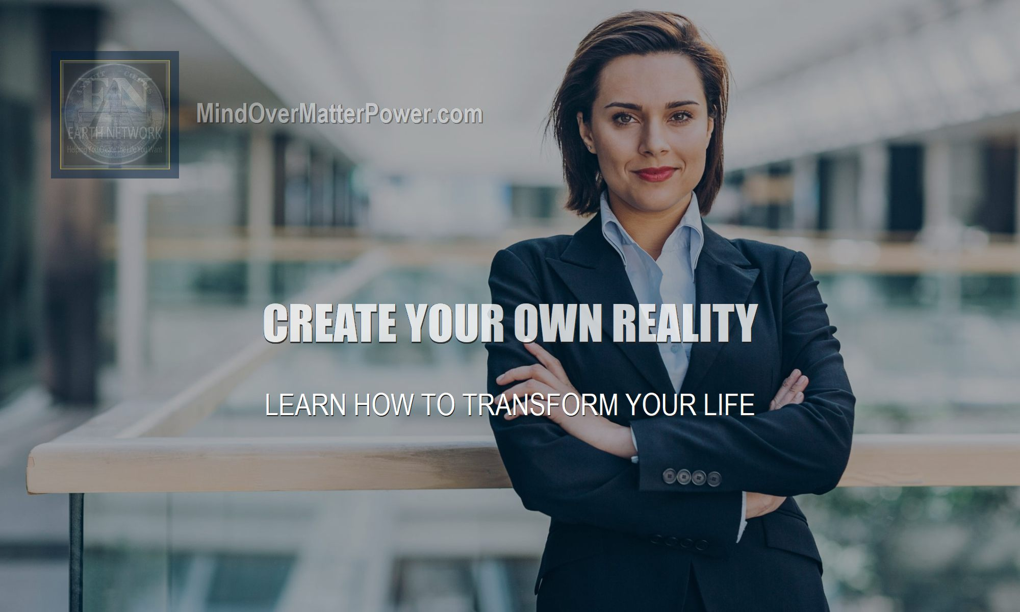 Woman-shows-how-you-can-create-your-own-reality-transform-your-life-a-new-reality