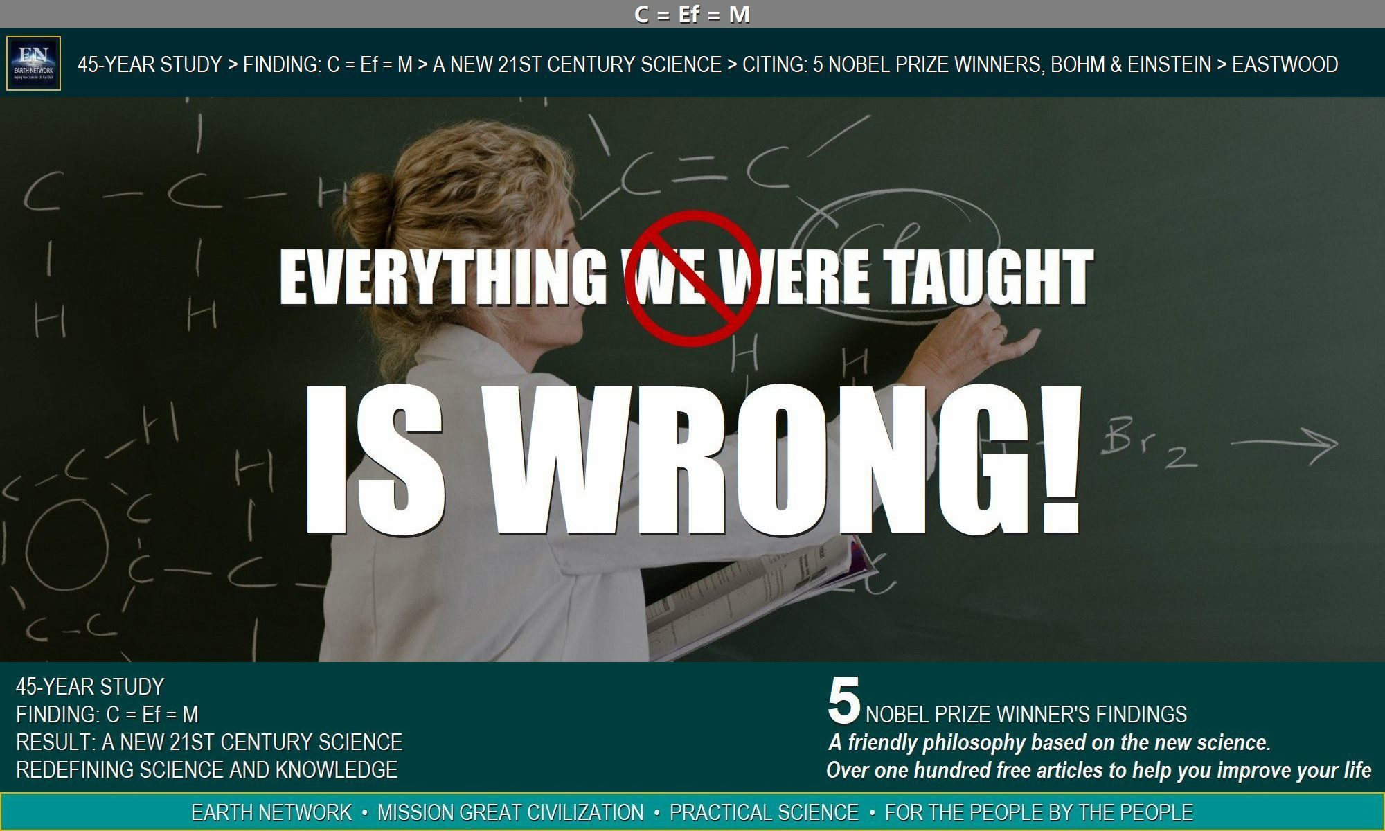 teacher-depicts-everything-we-were-taught-is-wrong-and-writing-mind-over-matter-facts-proof-science-evidence-power-knowledge-truth