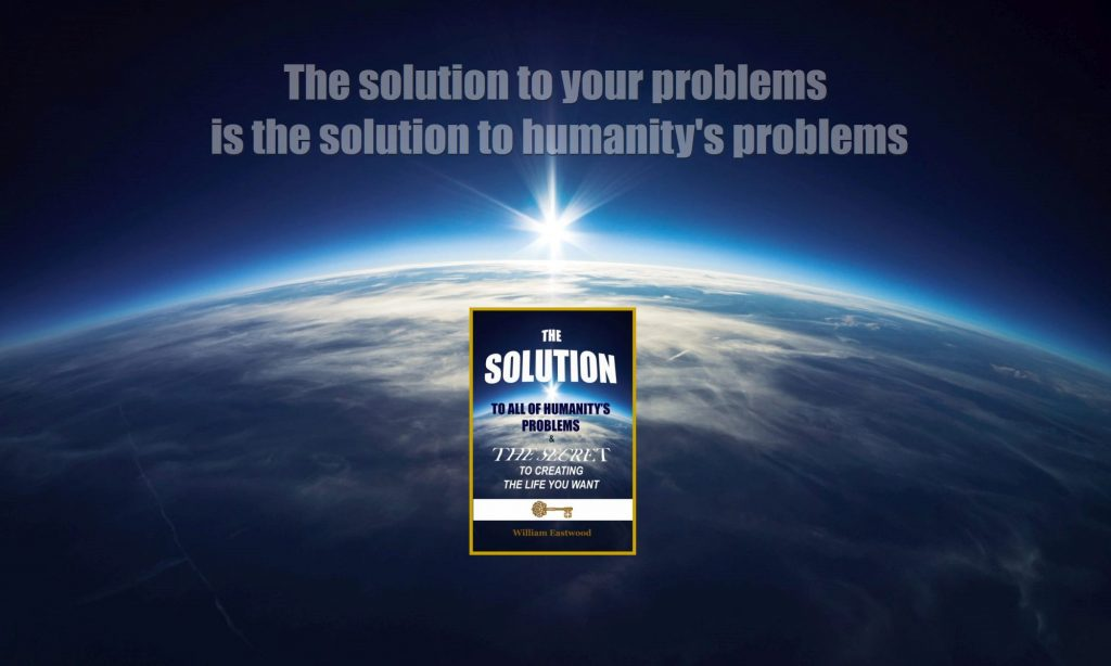 The solution book over earth