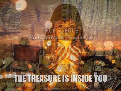 your-mind-brain-5-senses-project-reality-the-holomovement-holographic-universe-philosophy-application-woman-with-treasure