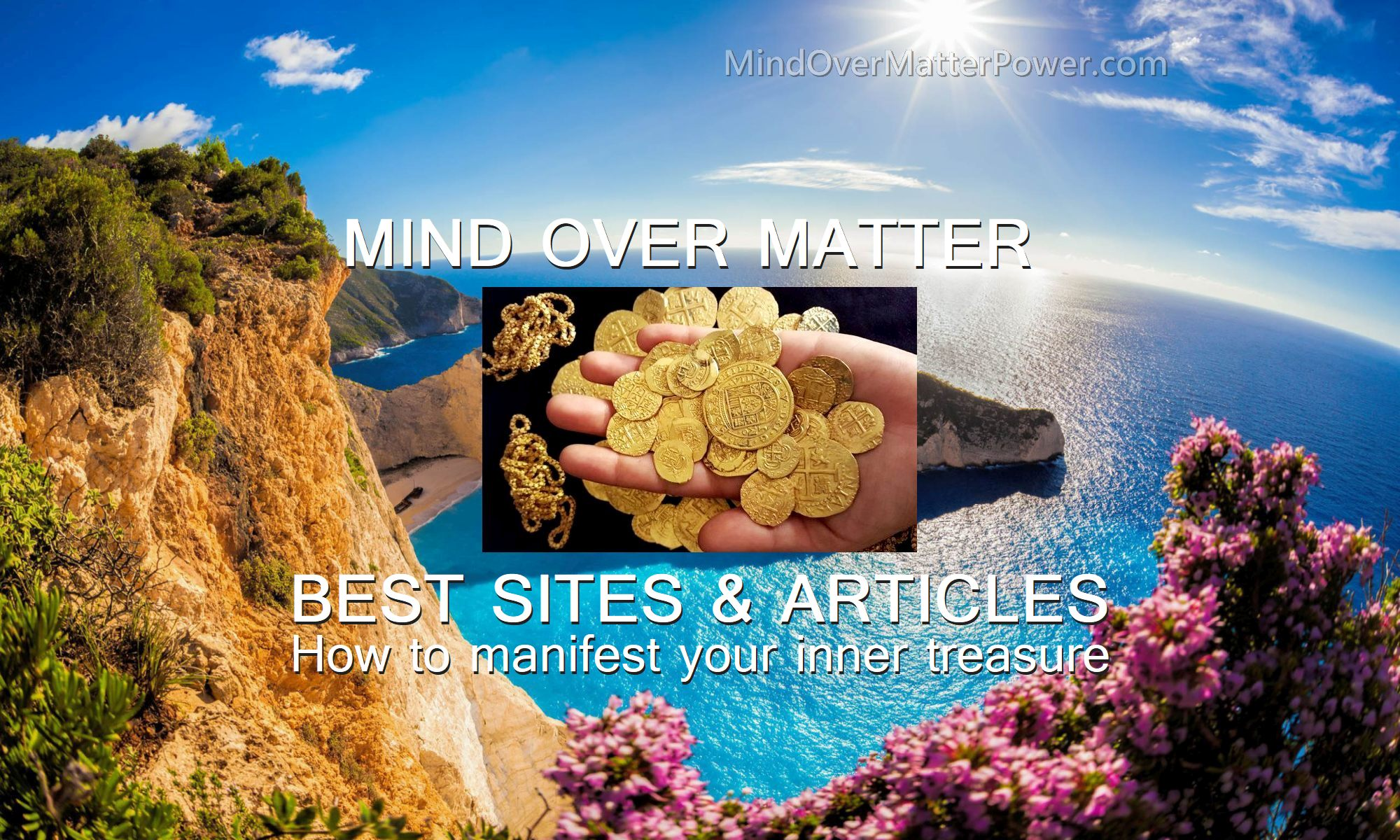 Treasure-depicts-list-of-best-mind-over-matter-websites-listing-of-sites-links-free-articles-science-application-of-principles