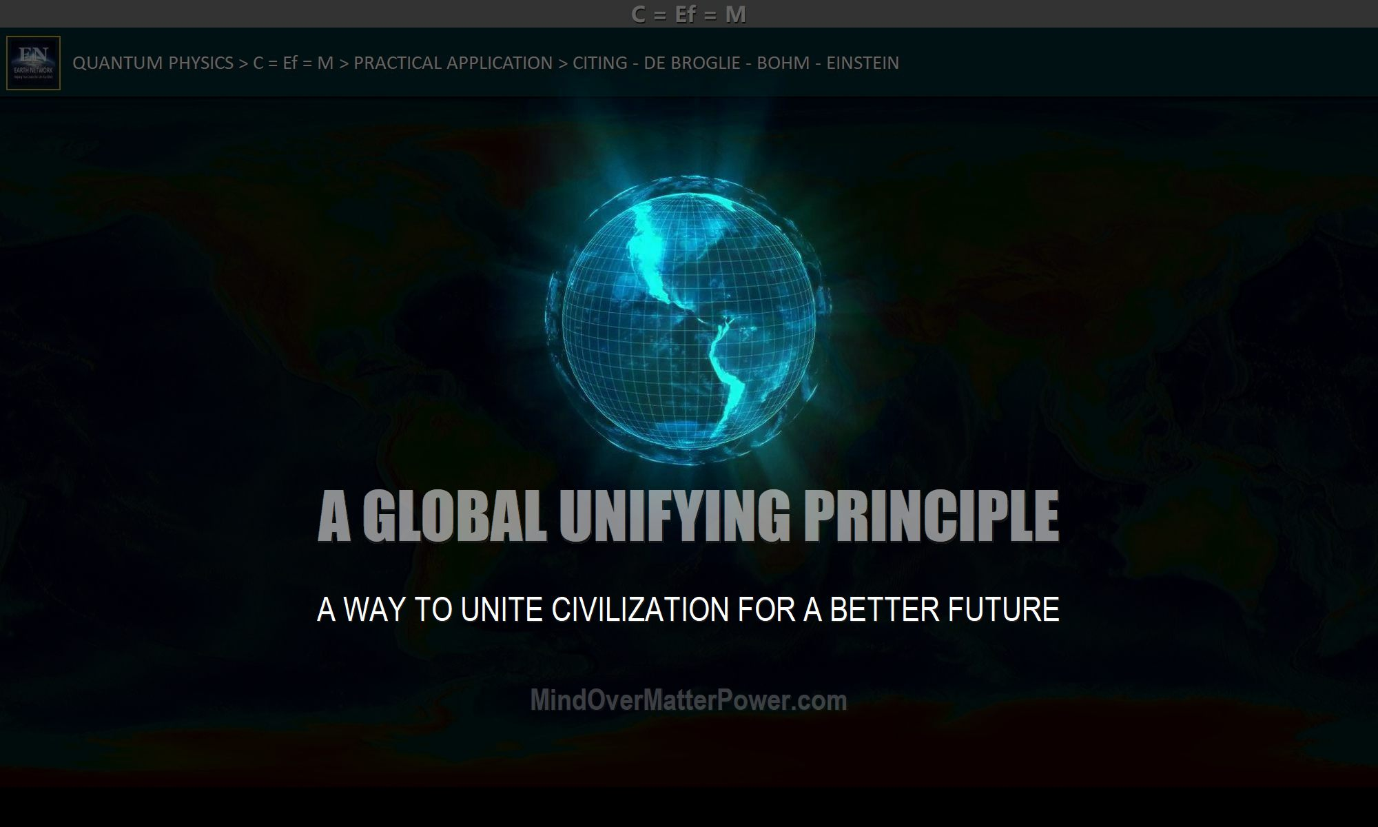 World-image-depicts-what-is-a-unifying-principle-a-way-to-unite-civilization-world-globe-create-a-new-better-future-for-humanity
