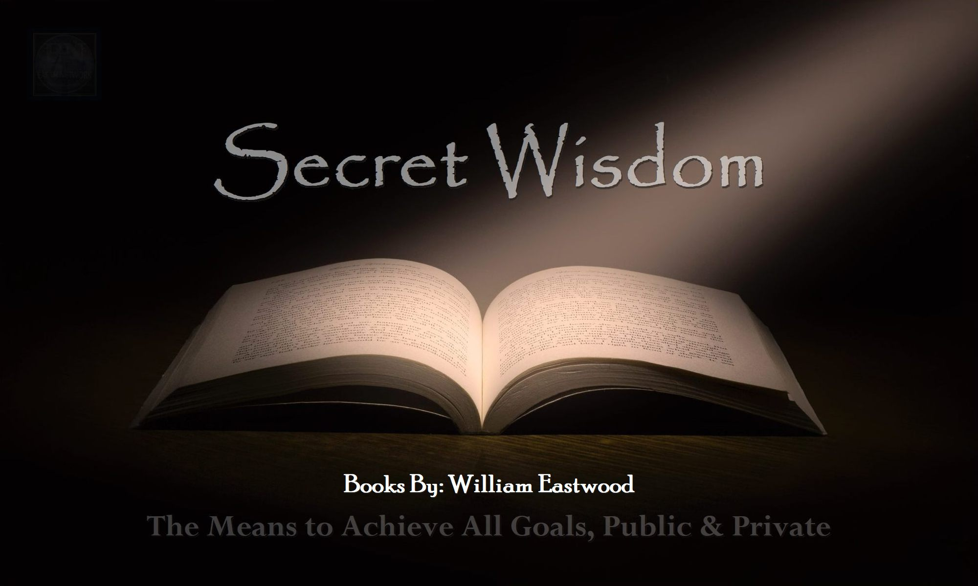 Magic book shows how to solve all problems and achieve any goal