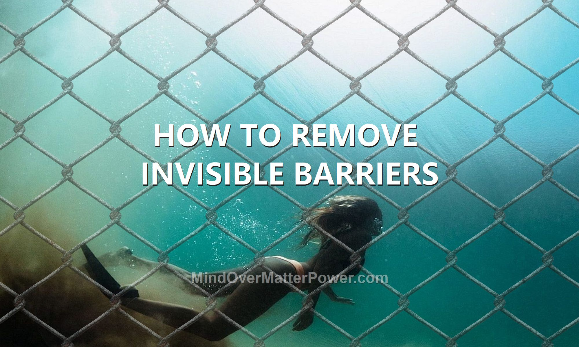 woman-swimming-behind-barrier--epicts-keys-to-remove-invisible-barriers-to-success-5-tips-ways