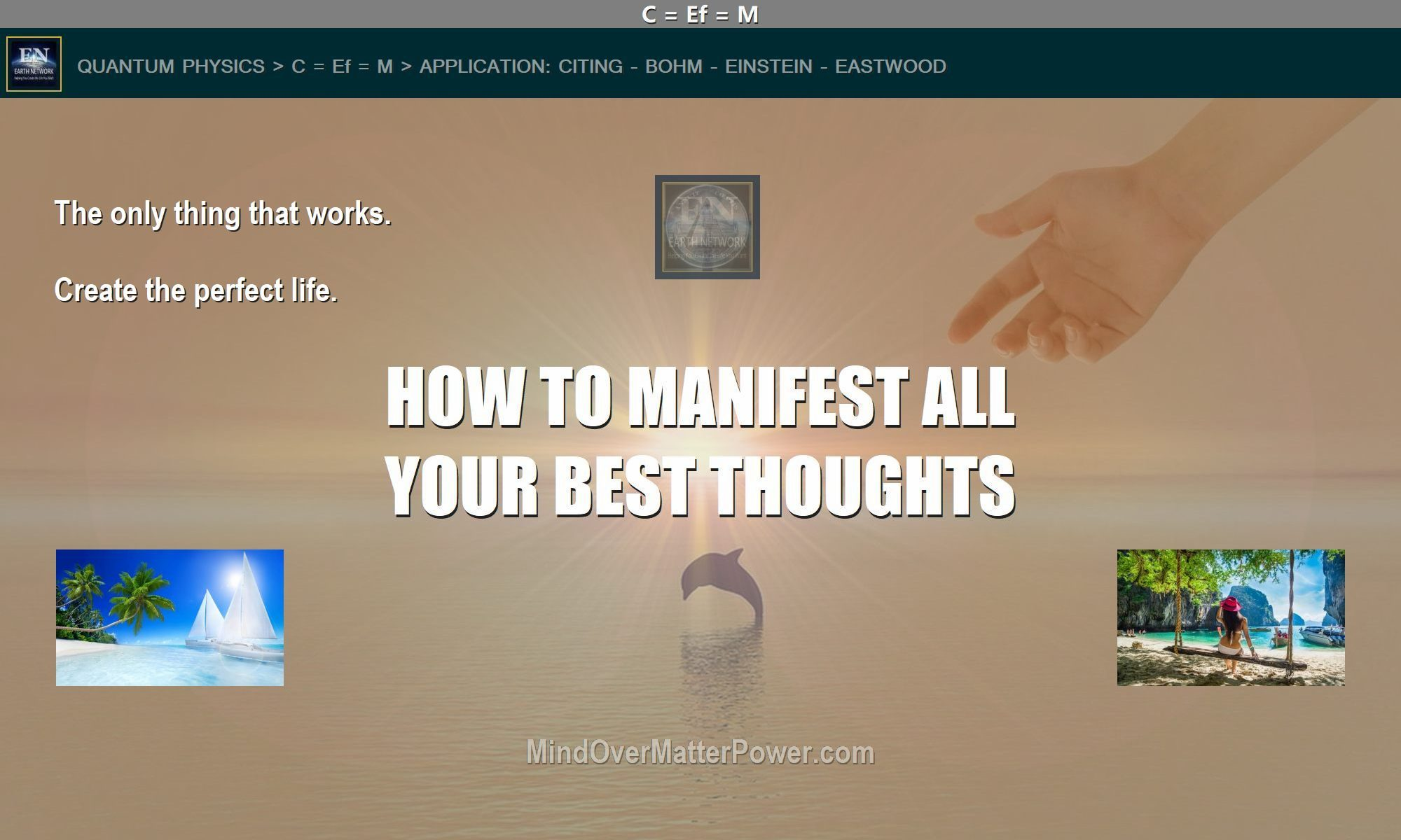 how-to-materialize-positive-events-thinking-can-do-thoughts-emotions-manifest-physically-depicted-by-dolphin-in-paradise