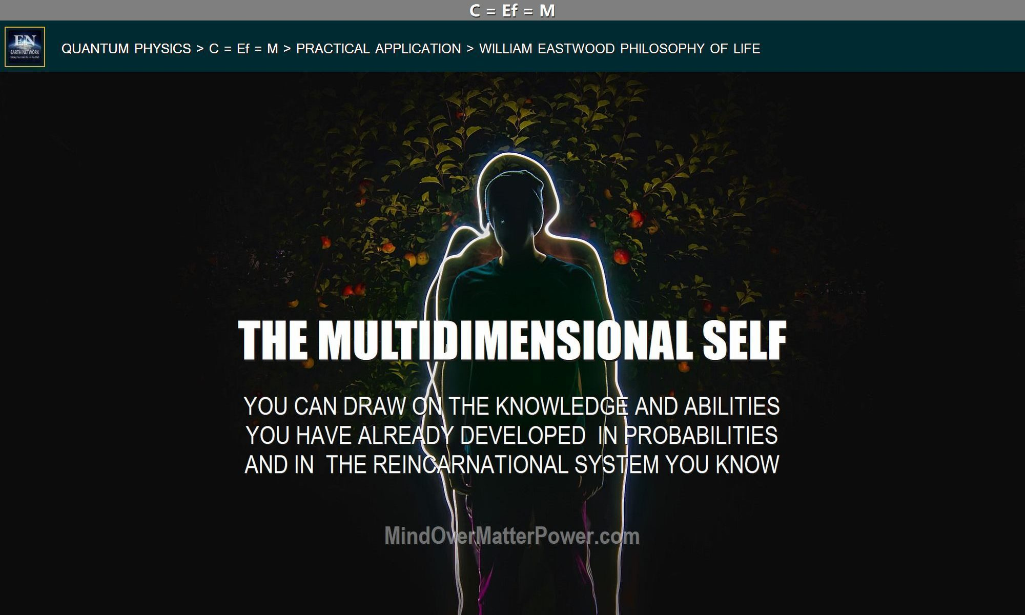 Man depicts multidimensional-self-definition-description-how-to-draw-on-the-power-of-the-entity-soul-spirit-inner-mind