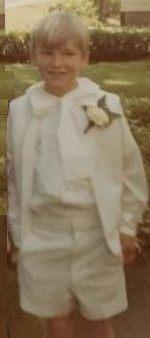 William Eastwood age 7 photo