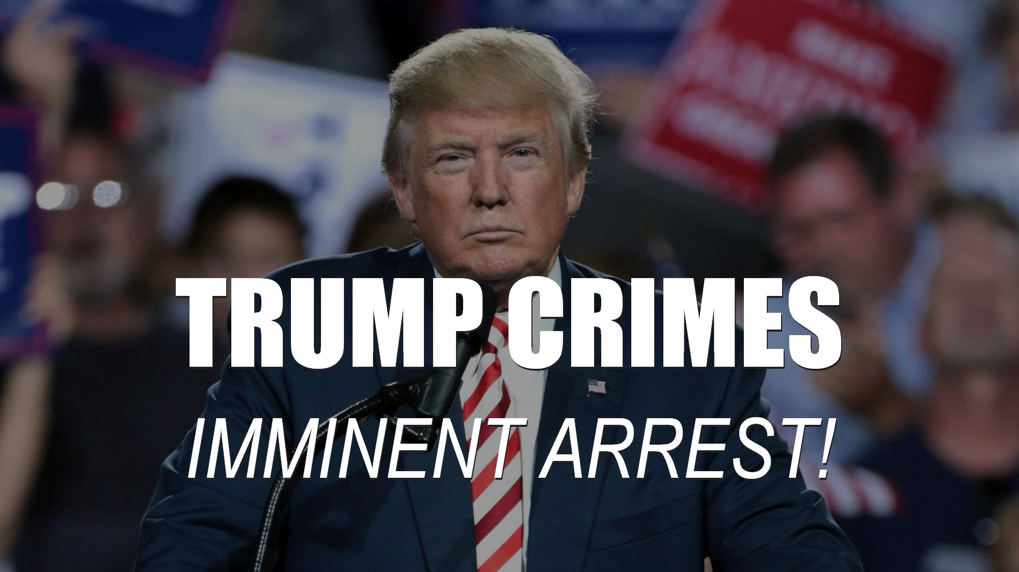 When will Trump be subpoenaed, indicted, arrested and sent to jail. We know when it will happen.